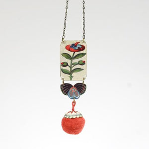 Faience Necklace