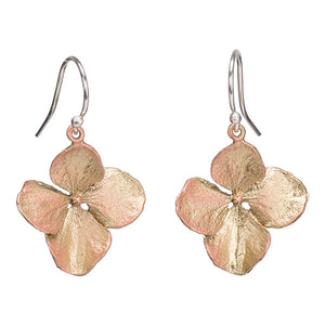Hydrangea Drop Earrings