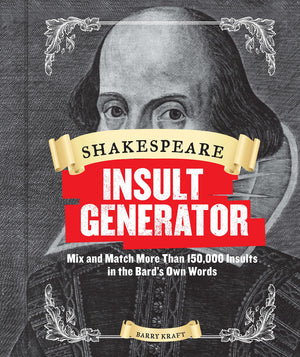 Shakespeare Insult Generator