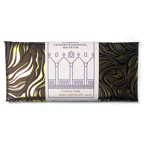 Jasmine Pearl Dark Chocolate Bar
