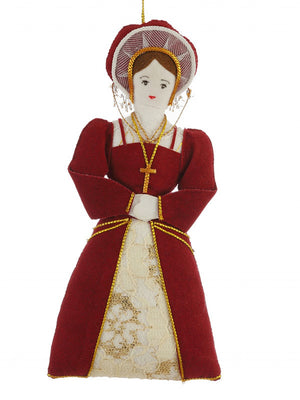 Mary I Ornament