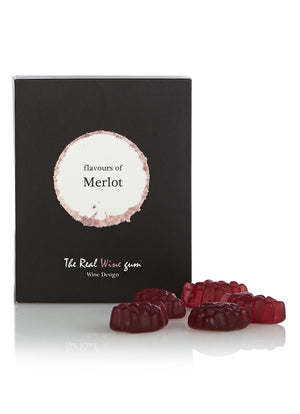 Merlot Wine Gums Pack