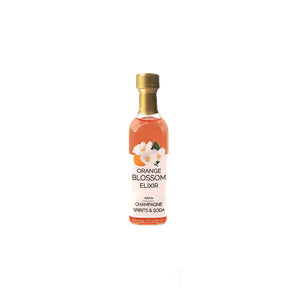 Orange Blossom Floral Elixir 2 Oz