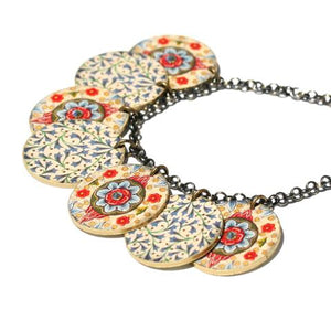 Moroccan Charm Necklace