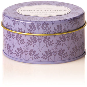 Roman Lavender Travel Candle