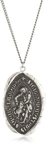 "Saint George 28"" Necklace"
