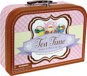Teatime Paint & Pretend Kit