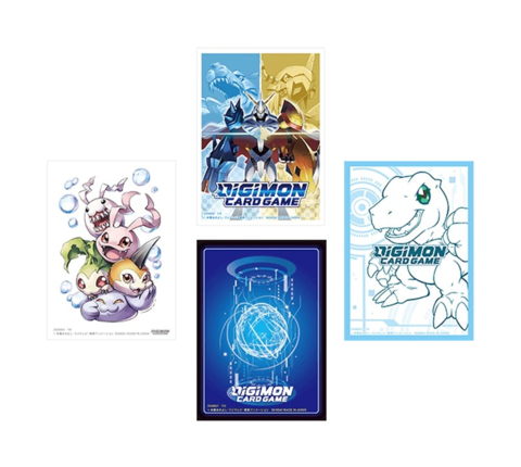 Digimon Card Sleeves