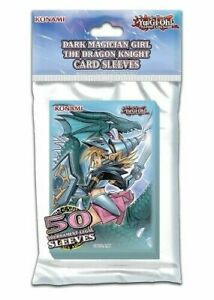 The Dark Magician Girl Card Sleeves 50ct