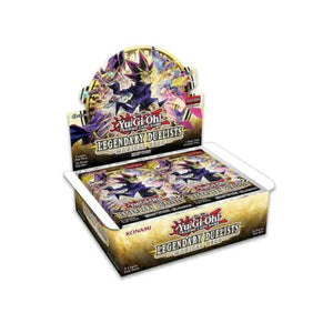 Legendary Duelists Magical Hero 1st Edition Booster Box