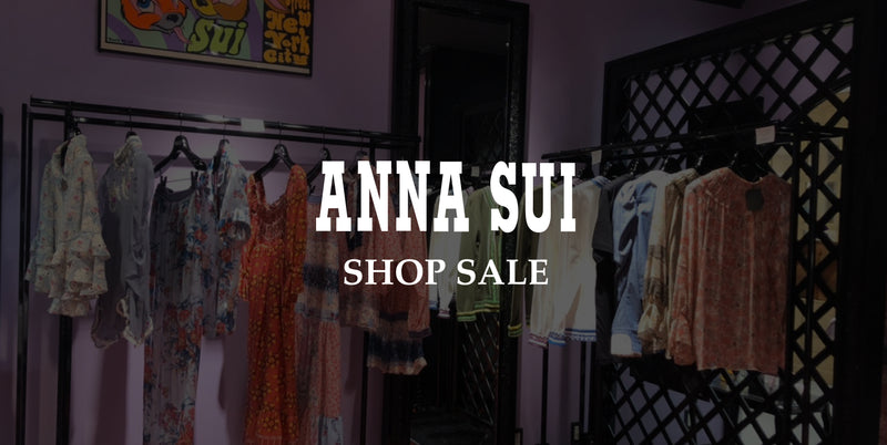 ANNA SUI SHOP SALE