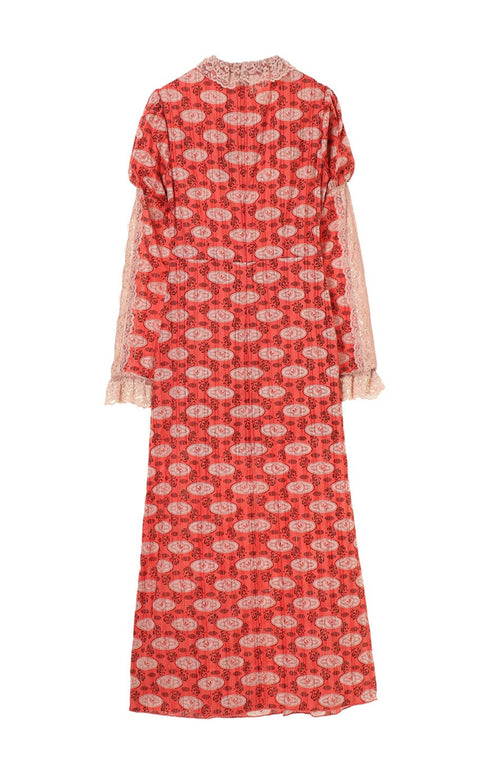 Rosine Rose Maxi Dress