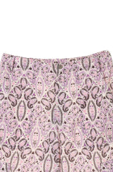 Dotted Paisley Shorts