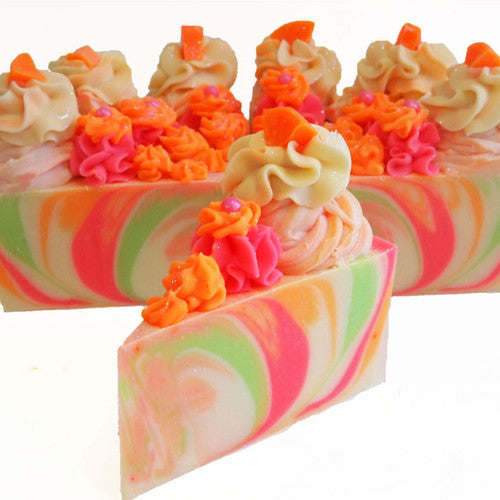 Cheesecake Soap