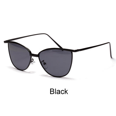 Trendy Cat Eye Sunglasses