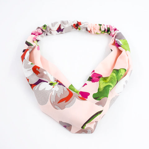 Perfect Bohemian Print Hair Band