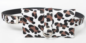 Leopard PrintFashion Waist Bag