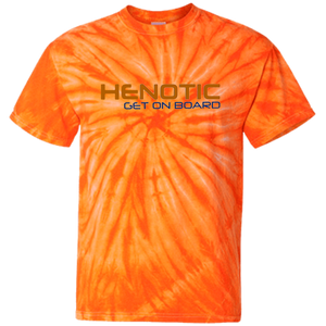 Henotic 100% Cotton Tie Dye T-Shirt