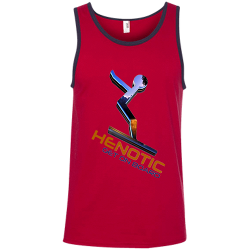 Henotic 100% Ringspun Cotton Tank Top