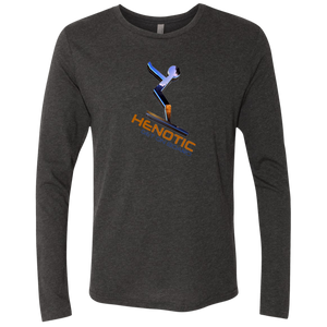Henotic Men's Triblend LS Crew