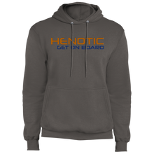 Henotic Sports logo--wording only (1) Henotic PC78H Core Fleece Pullover Hoodie