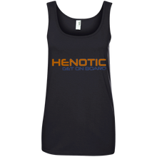 Henotic Ladies' 100% Ringspun Cotton Tank Top