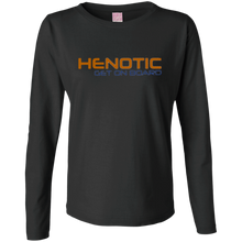 Henotic Ladies' LS Cotton T-Shirt