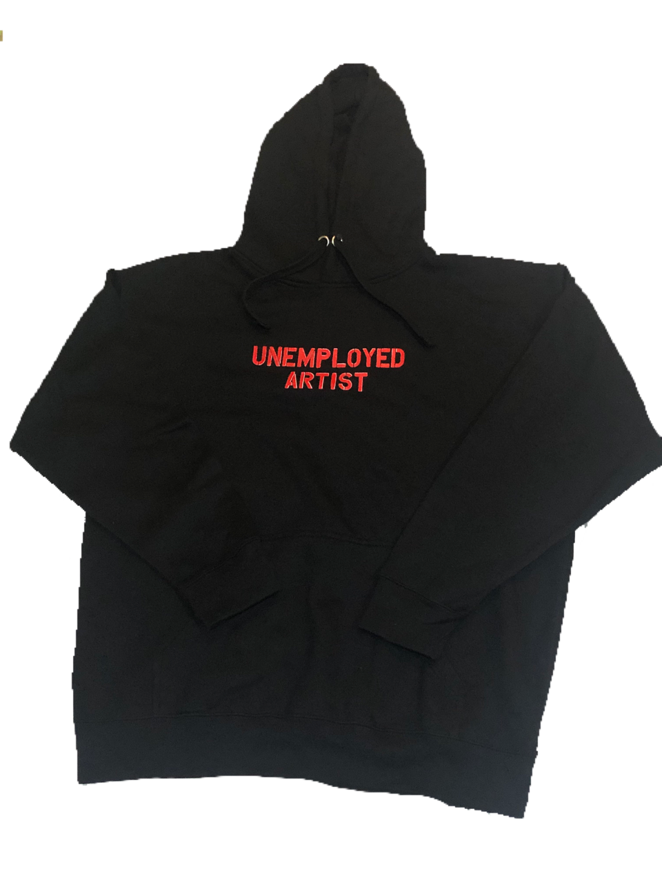 unemployed artist hoodie
