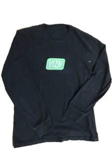 VIZN LS Green/White 1/1