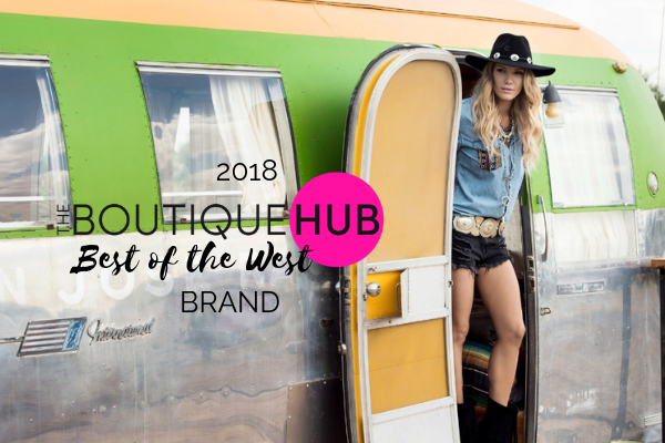 It's Official - Whipin's a Best in the West Brand by the HUB
