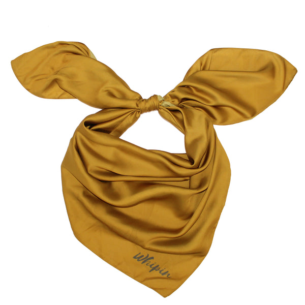 Gold Buckle Wild Rag