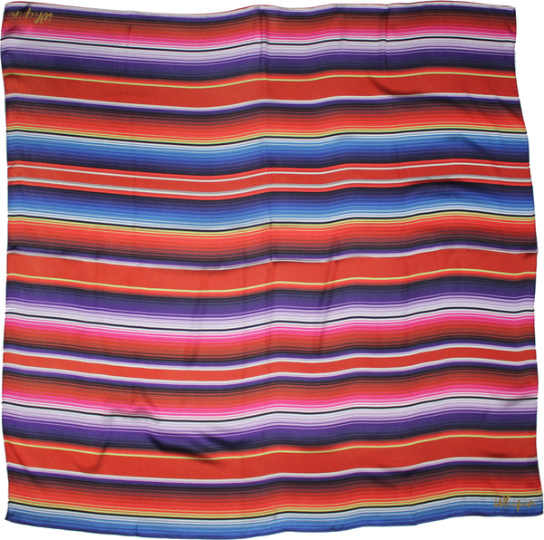 Mexican Blanket Serape Wild Rag, Whipin Wild Rags