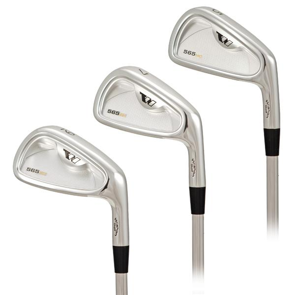 Wishon 565MC Forged Iron Set | #3 - AW | Regular 5.0 Steel
