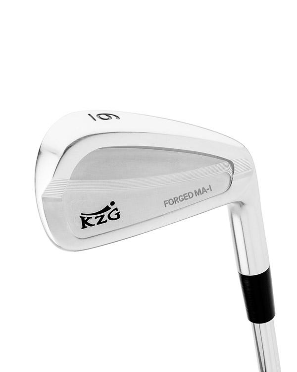 KZG MA-I Club Set | (#3 - PW) | Stiff 6.0 Steel | Uncut
