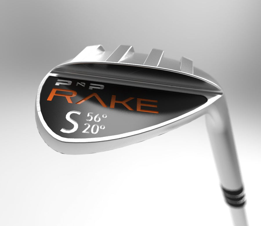 3 RAKE Wedge Combo | Lob / Sand / Gap