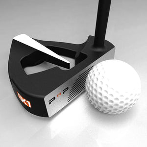 SX1 Point N Putt Putter with BigEzy™ Counterbalance Grip