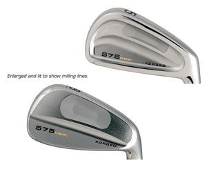 Wishon 575MMC Forged Iron Club Set | #5 - AW | Stiff 6.0 Steel