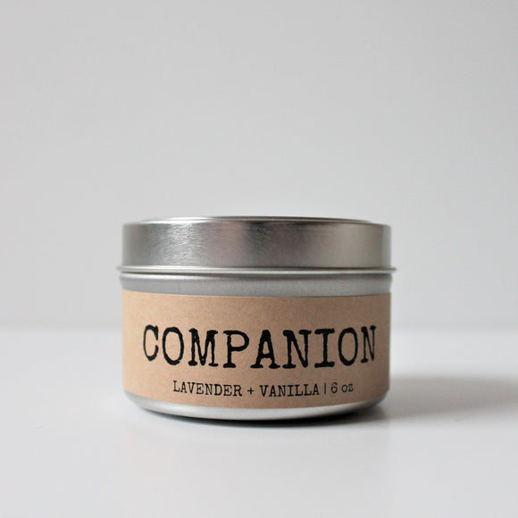 Companion Soy Candle