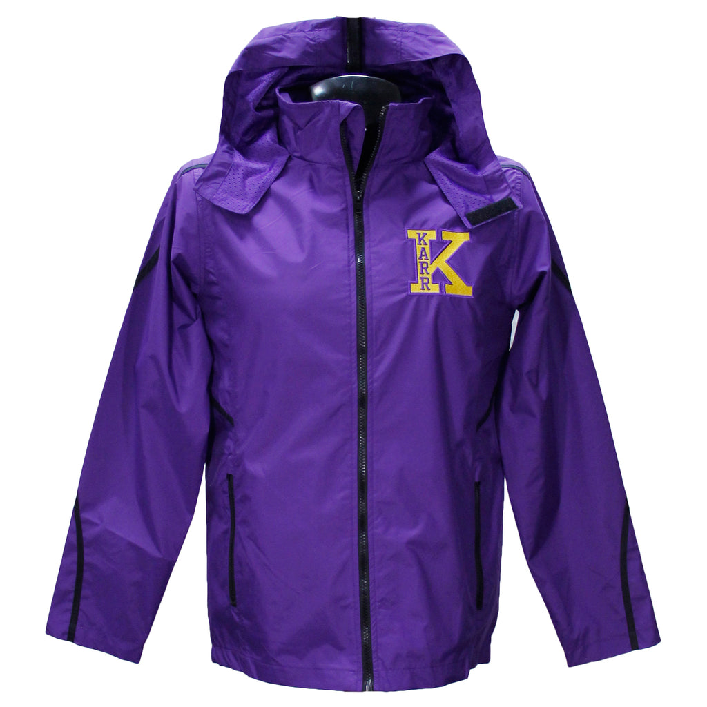 Edna Karr Lined Wind Breaker