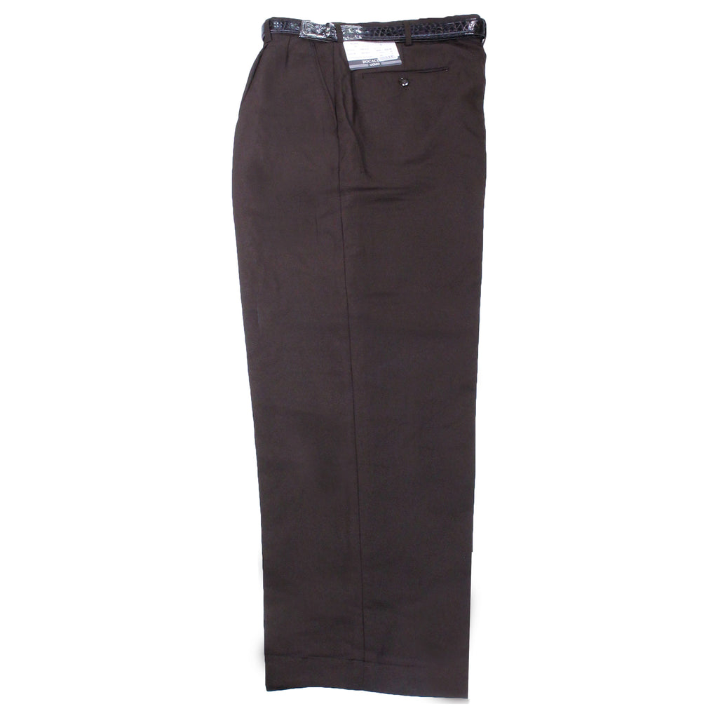 Brown Bocaccio Dress Pants
