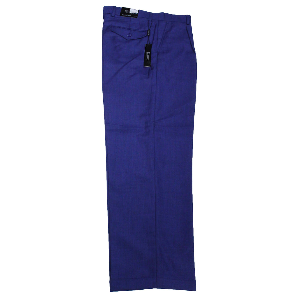 Blue Bagazio Dress Pants