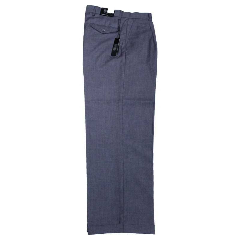 Silver Bagazio Dress Pants