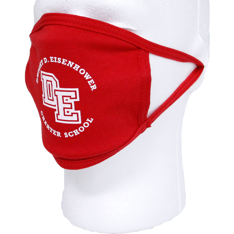 Dwight E Eisenhower School Face Mask