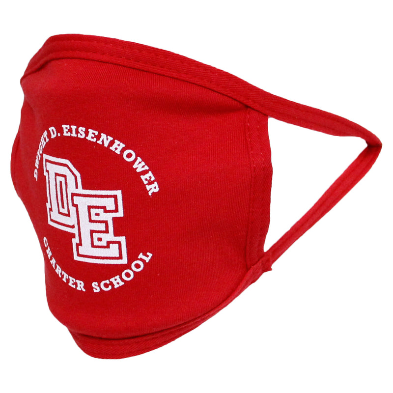 Dwight E Eisenhower School Mask