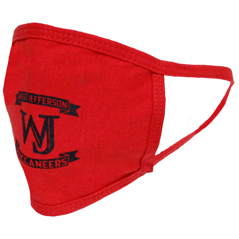 West Jefferson School Face Mask