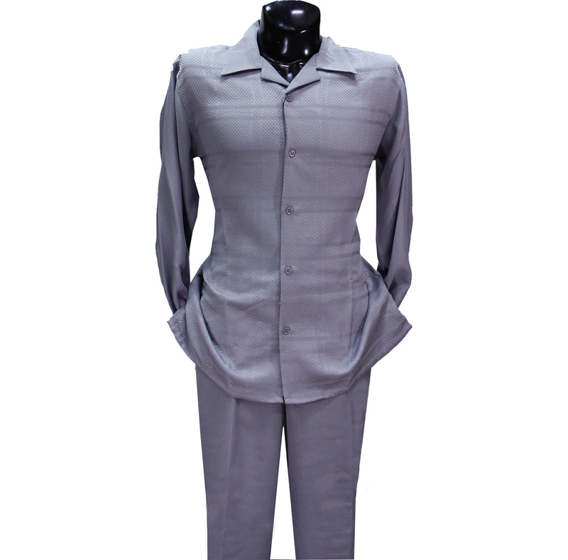 Grey Montique 2 PC Set