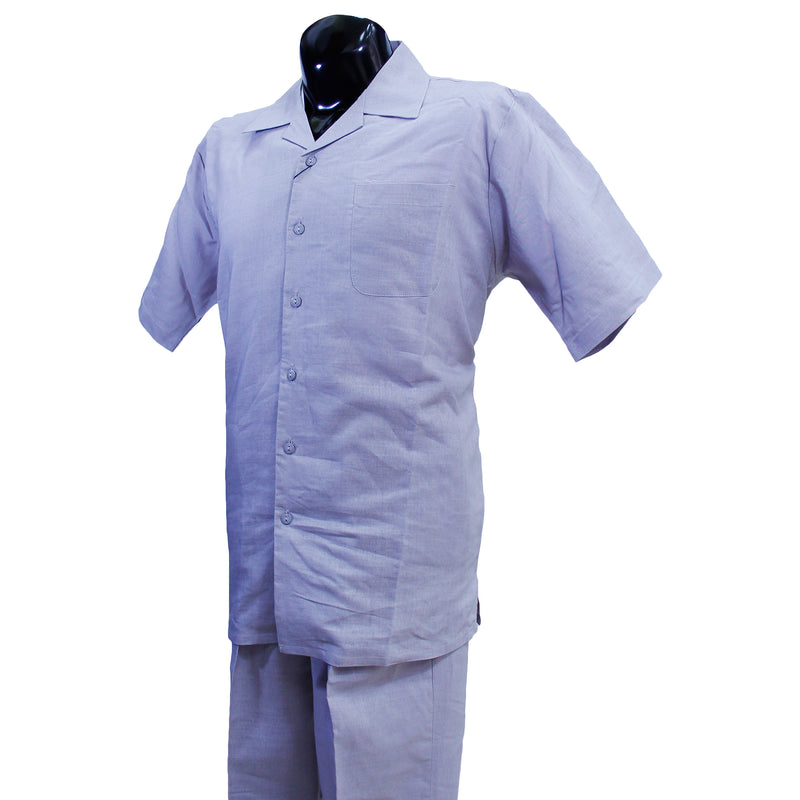 2pc. casual linen set