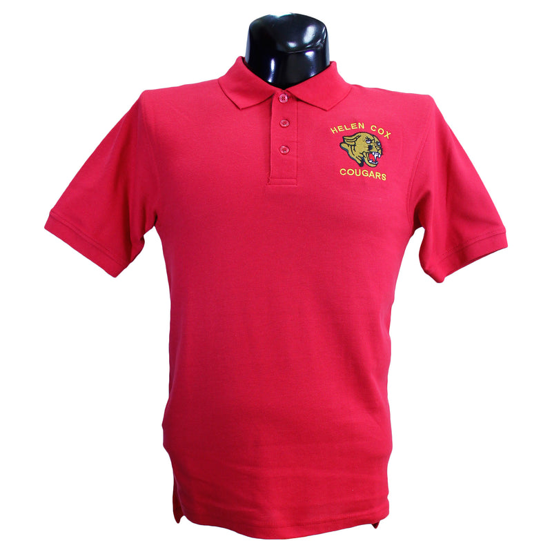 Helen Cox Polo Uniform Shirt