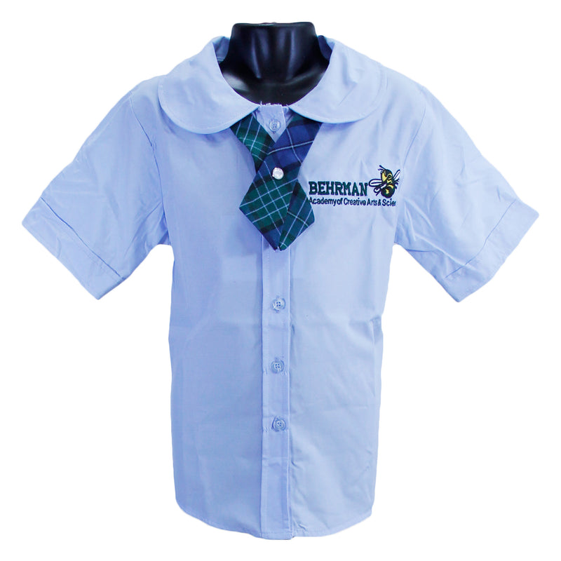 Martin Behrman Ladies Oxfords Uniform Shirt