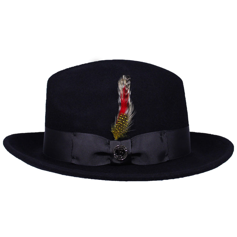 Black Executive Bruno Capelo Hat